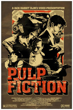 Pulp Fiction Revamped