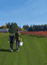 Commission_Walking