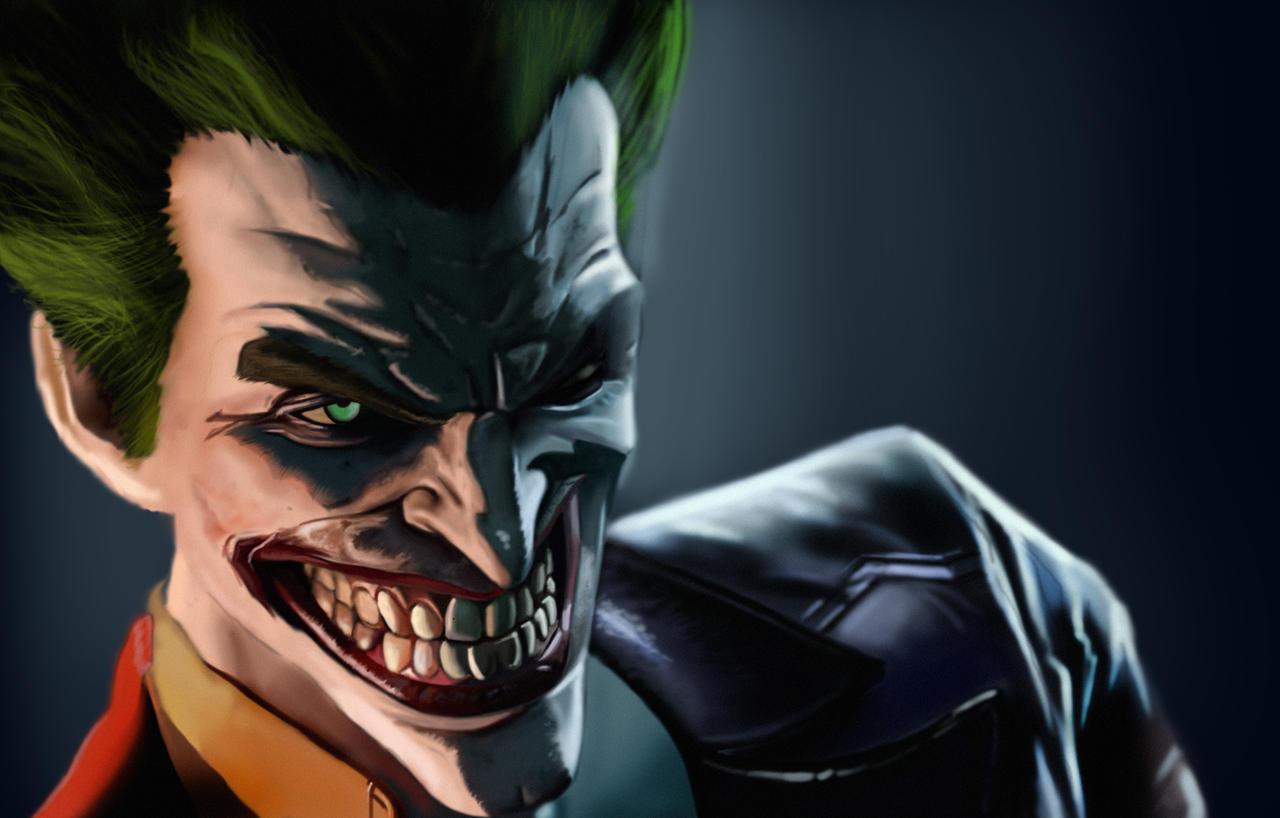 Arkham Origins Joker P...