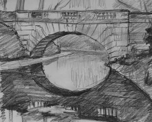 Williamson Park Bridge. by 80sdisco