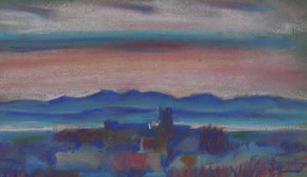 Lancaster Castle Twilight by 80sdisco