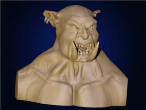 Orcs Quick Sculpt By Raeigga