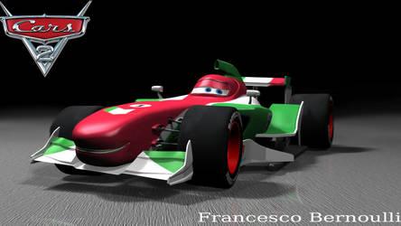 Francesco Bernoulli Fanart by Raeigga