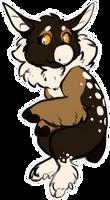 A fluffy boi