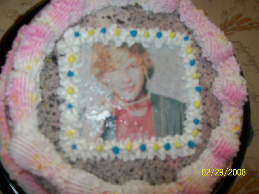 Cody Simpson Cake part 3 by DemiFan101
