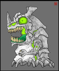 Mesozoan wraith