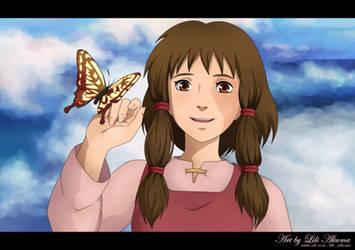 Gedo Senki - Tales from Earthsea by lunxari