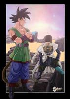 Dragon Ball AF fan art