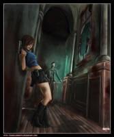 Jill Valentine - Resident Evil by diabolumberto