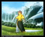Natsu - Fairy Tail - by diabolumberto