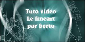 Tuto Video : le lineart