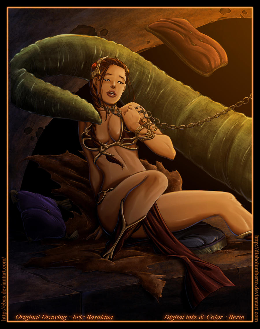 Принцесса лея в порно фото 1 фотография