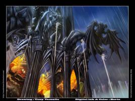 Batman by diabolumberto