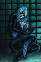 Black Cat by diabolumberto