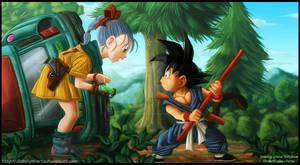 Dragon Ball - the meeting -