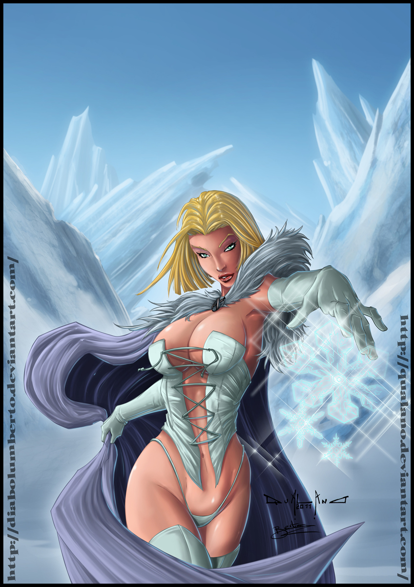 comics girls emma frost - photo #18