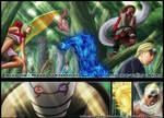 Jinchuriki  - Six Tails -