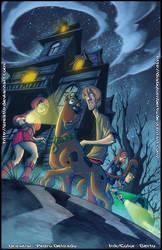Scooby Doo by diabolumberto