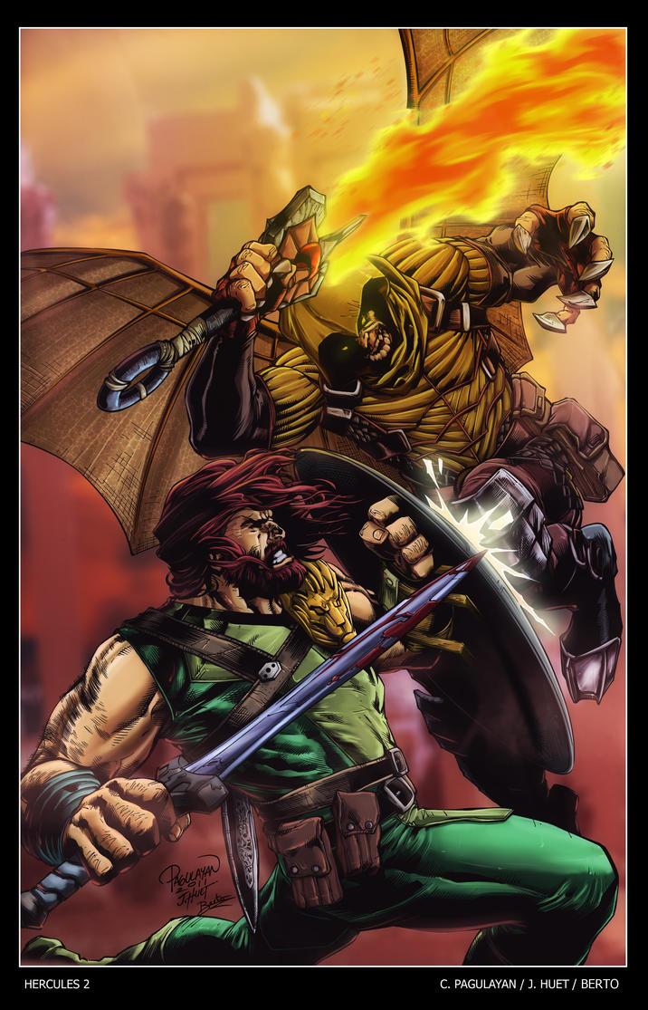 Hercules by diabolumberto