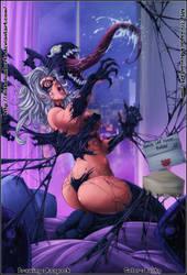 Possession of Felicia Blackcat by diabolumberto