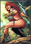 Red Sonja - Ed Benes -