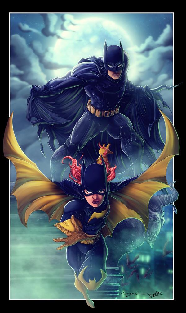 Bats by diabolumberto