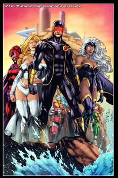 X-men Utopia by diabolumberto