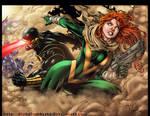 X Men - Cyclops Phoenix