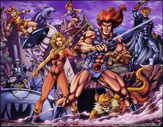 Thundercats by diabolumberto
