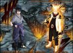 Naruto - Sasuke : We will defeat you together
