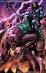 He-man - Skeletor