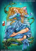 Sleeping Beauty by diabolumberto