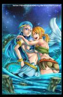 Fairy Tail cover 45 by diabolumberto