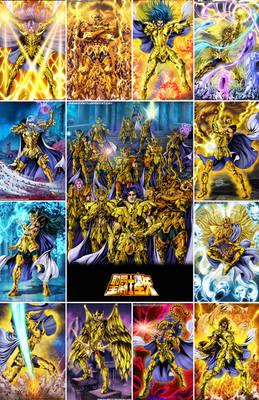Saint Seiya - Gold Saints -