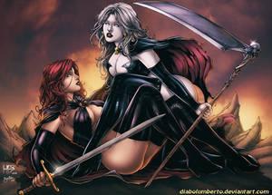 Lady Death - Goblin Queen