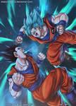 Gohan Vs Goku