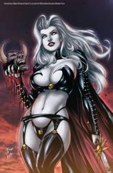Lady Death by diabolumberto