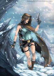 Tomb Raider 1 by diabolumberto