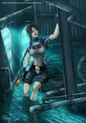 Tomb Raider II by diabolumberto