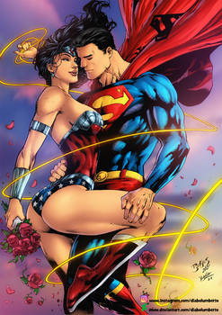 Wonder Woman X Superman