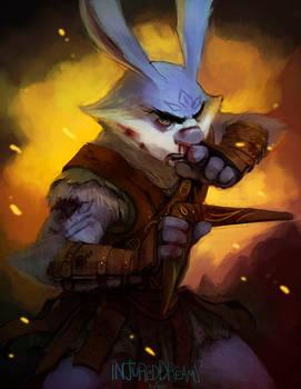 Battle Armor Series- Bunny