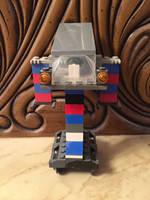 LEGO Locomotive 6000 (front view) by horrorshowfreak