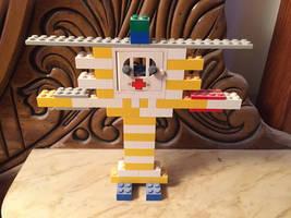 LEGO Dr. Spleenstitch by horrorshowfreak