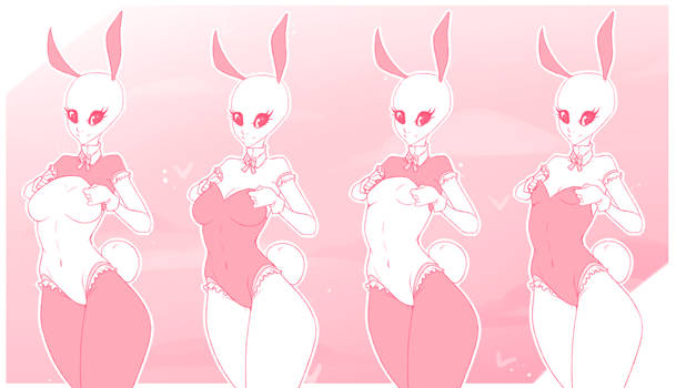 Bunny Suit P2U!