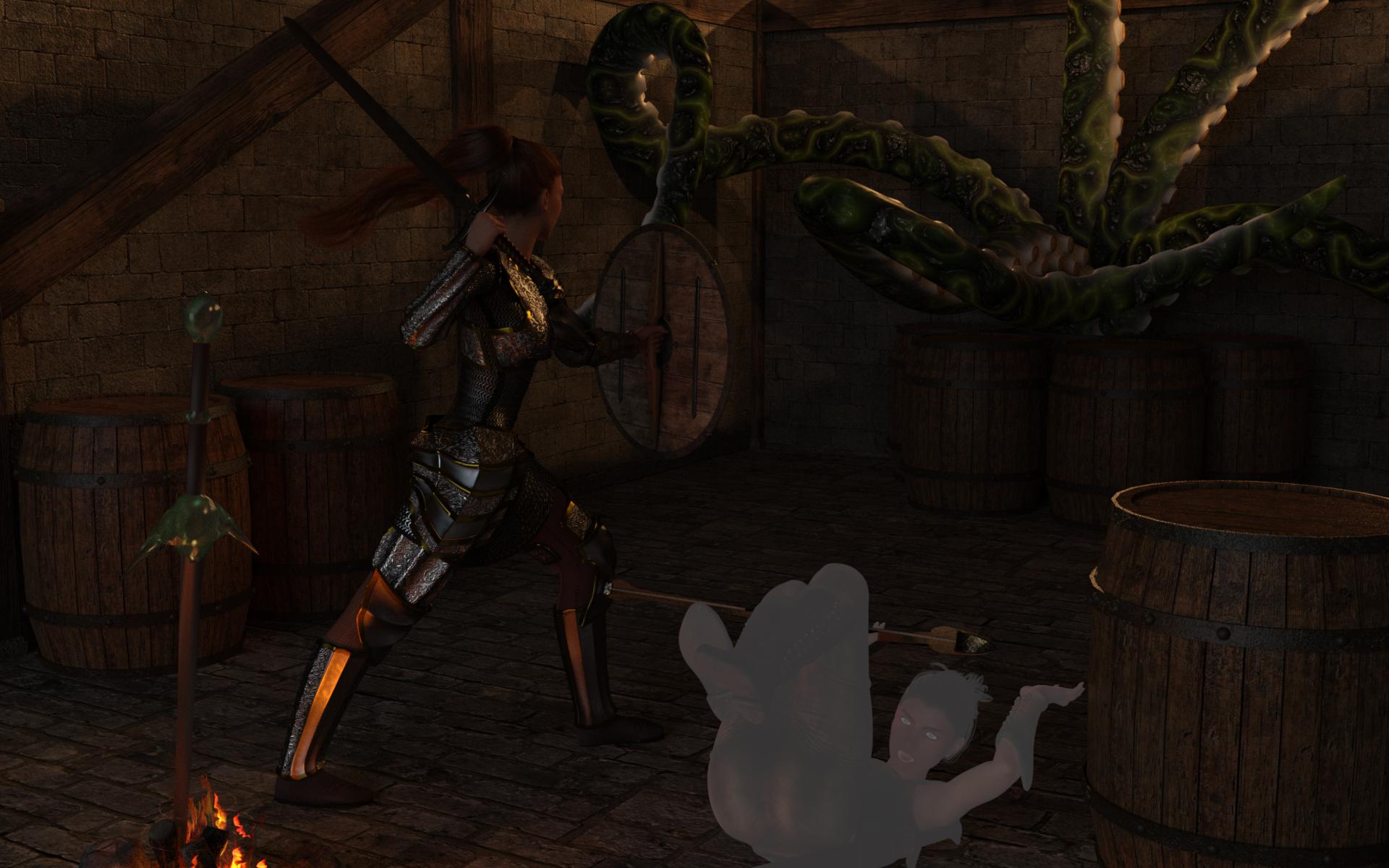 tentacle fight render mk0