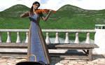 Violin Landscape mk0