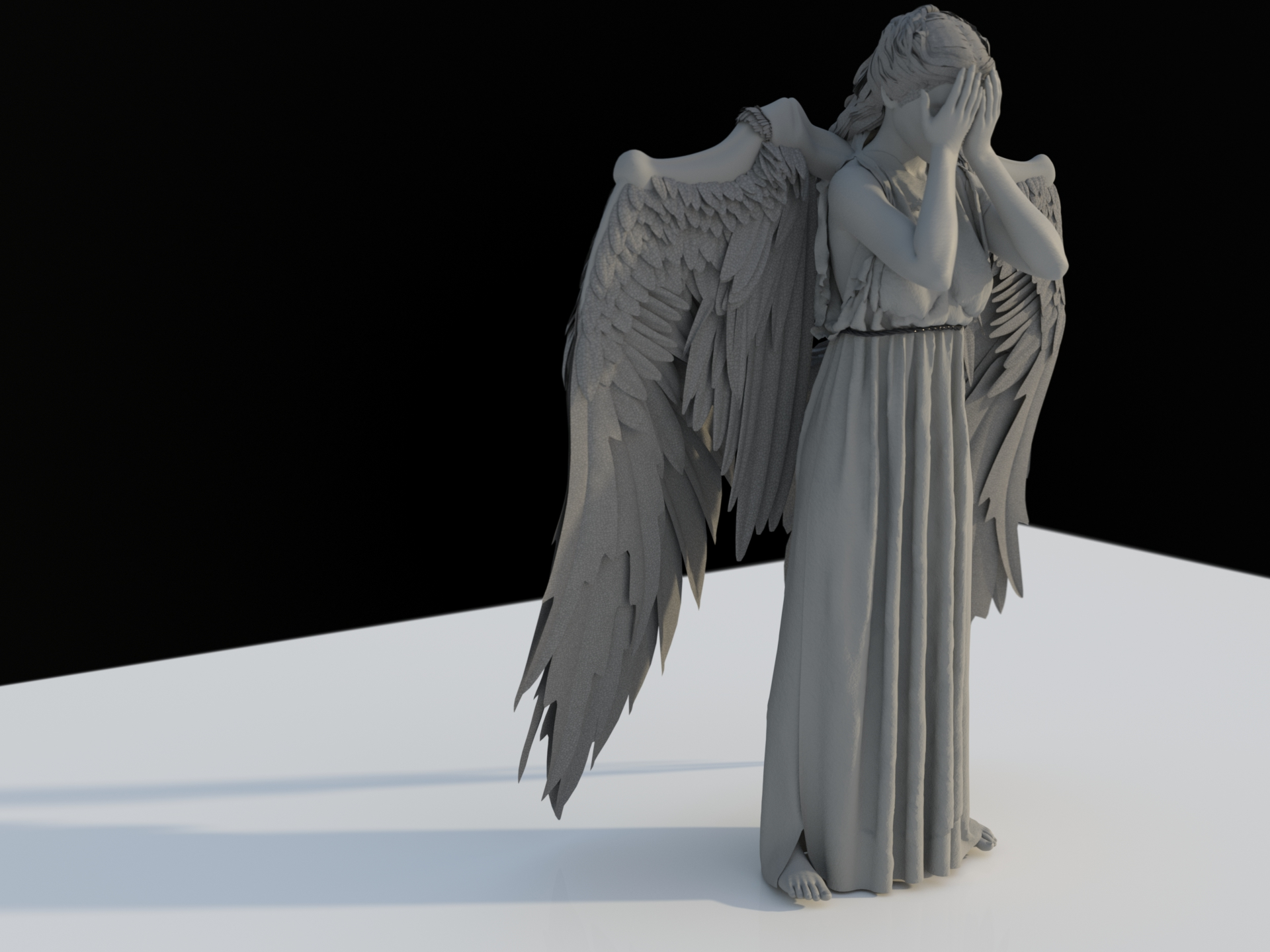 Weeping Angel Test0