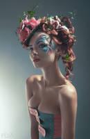 Floral Countess by FlexDreams