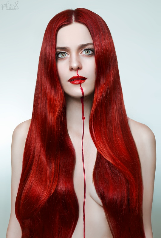 Bleeding Beauty: Icon