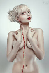 Bleeding Beauty: Sickness by FlexDreams